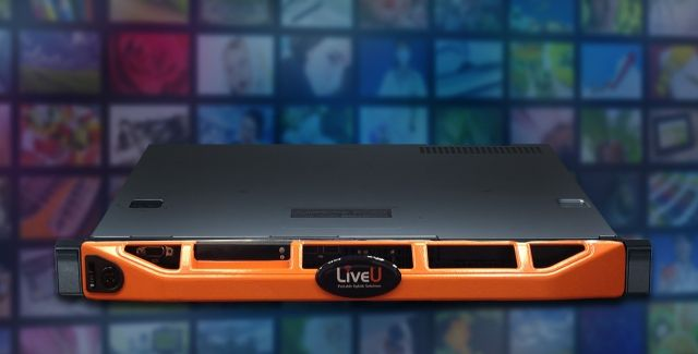 LiveU LU2000 Bonded Video Transceiver