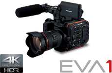 Panasonic Compact Cinema Camera EVA1